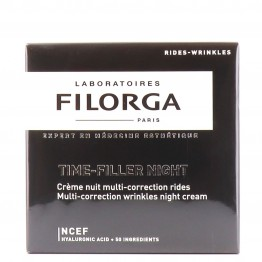Filorga Time-Filler Night Multi-Correction Wrinkles Night Cream