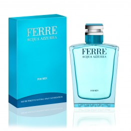 Gianfranco Ferre Acqua Azzurra for Men EDT 50ml