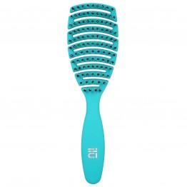 ilu Detangling Vent Hairbrush - Ocean Blue