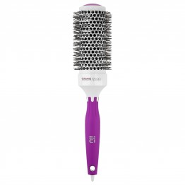 ilu Round Styling Brush - 43mm Purple