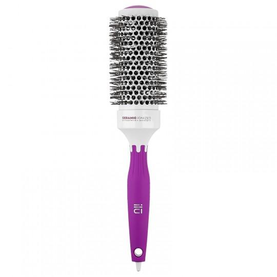 ilu Round Styling Brush - 43mm Purple