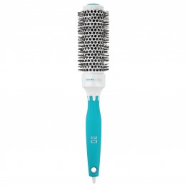 ilu Round Styling Brush - 33mm Τurquoise