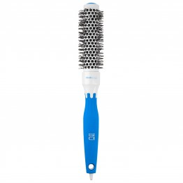 ilu Round Styling Brush - 25mm Blue