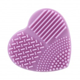 ilu Makeup Brush Cleaner - Purple