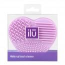 ilu Makeup Brush Cleaner - Purple