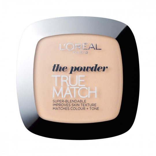 L'Oreal True Match Powder - 1R/1C Rose Ivory
