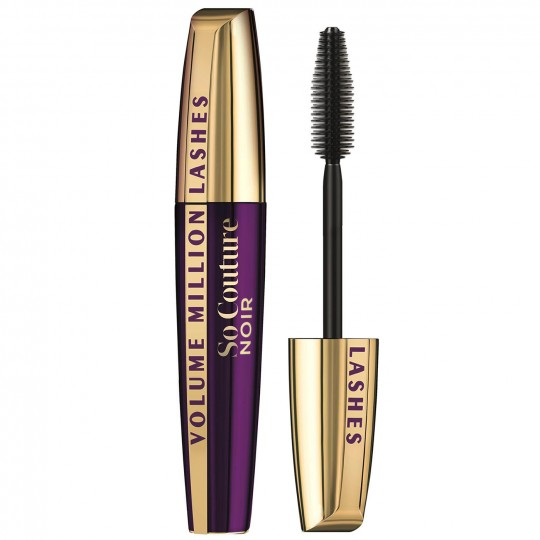 L'Oreal Volume Million Lashes So Couture So Black Mascara - Extra Black