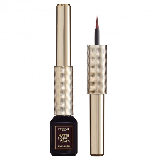 L'Oreal Matte Signature Liquid Eyeliner - 03 Brown