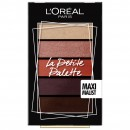 L'Oreal La Petite Mini Eyeshadow Palette - 01 Maximalist