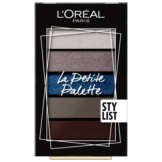 L'Oreal La Petite Mini Eyeshadow Palette - 04 Stylist