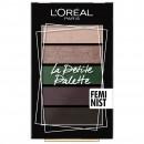 L'Oreal La Petite Mini Eyeshadow Palette - 05 Feminist