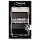 L'Oreal La Petite Mini Eyeshadow Palette - 06 Fetishist
