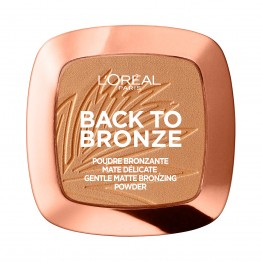 L'Oreal Back To Bronze Matte Bronzing Powder - 02 Sunkiss