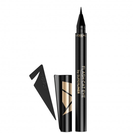 L'Oreal Flash Cat Eye Eyeliner by Superliner - 01 Black