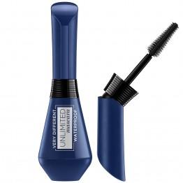 L'Oreal Unlimited Waterproof Mascara - Black