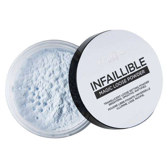 L'Oreal Infallible Magic Loose Powder - 01 Universal Transparent