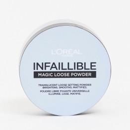 L'Oreal Infallible Magic Loose Powder - 01 Universal Transparent
