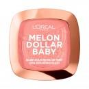 L'Oreal Melon Dollar Baby Blush Powder - 03 Watermelon Addict