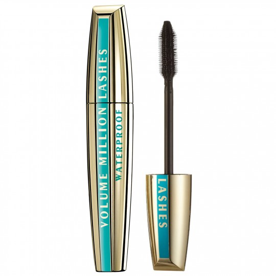 L'Oreal Volume Million Lashes Waterproof Mascara - Black