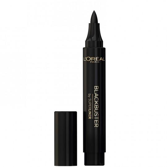 L'Oreal Super Liner Blackbuster Eyeliner - Extra Black