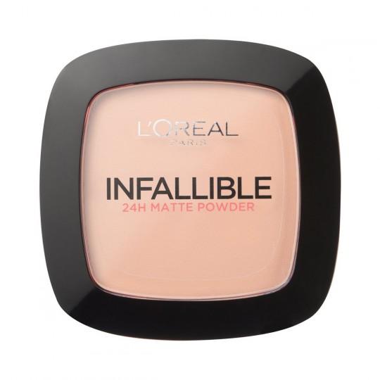 L'Oreal Infallible 24h Matte Powder - 160 Sand Beige