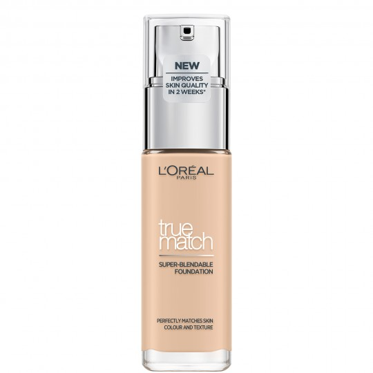 L'Oreal True Match Foundation - 1N Ivory