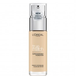 L'Oreal True Match Foundation - 1D/1W Golden Ivory