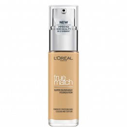 L'Oreal True Match Foundation - 4D/4W Golden Natural