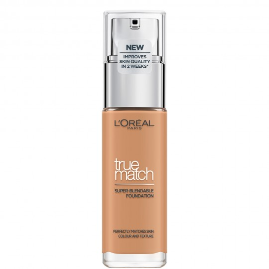 L'Oreal True Match Foundation - 7D/7W Golden Amber
