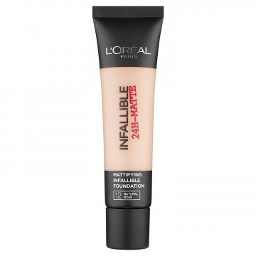 L'Oreal Infallible 24h Matte Foundation - 12 Natural Rose