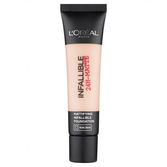 L'Oreal Infallible 24h Matte Foundation - 13 Rose Beige