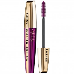 L'Oreal Volume Million Lashes Fatale Mascara - Black