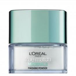 L'Oreal True Match Minerals Mattifying Powder - Translucent