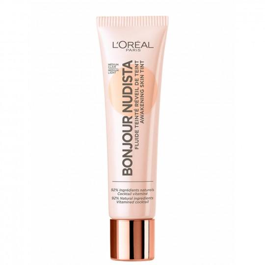L'Oreal Bonjour Nudista BB Cream - 02 Medium Light