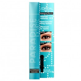 L'Oreal Paradise Extatic Waterproof Mascara - Black