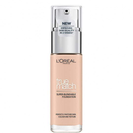 L'Oreal True Match Foundation - 0.5R/0.5C Porcelain Rose
