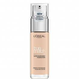 L'Oreal True Match Foundation - 0.5N Porcelain