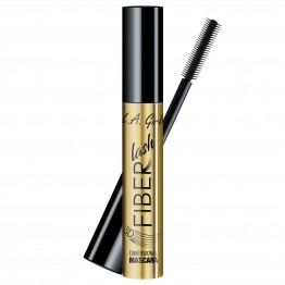 L.A. Girl Fiber Lash Water Resistant Mascara - Intense Black