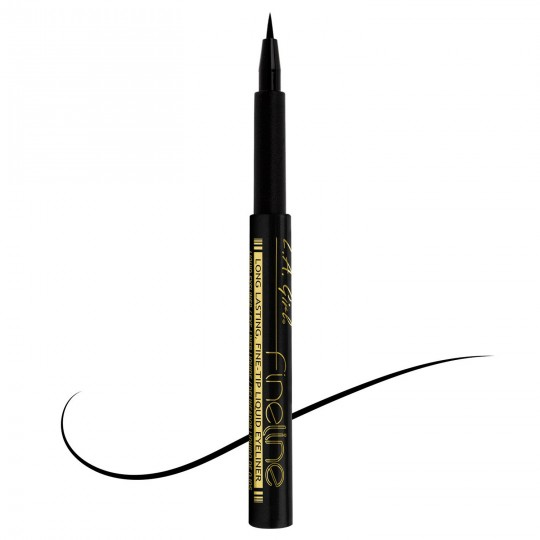 L.A. Girl Fineline Eyeliner - GLE721 Black