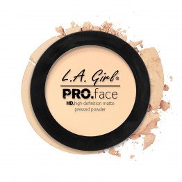 L.A. Girl Pro Face Matte Pressed Powder - GPP601 Fair
