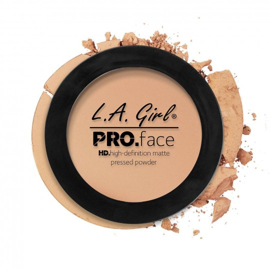 L.A. Girl Pro Face Matte Pressed Powder - GPP606 Buff
