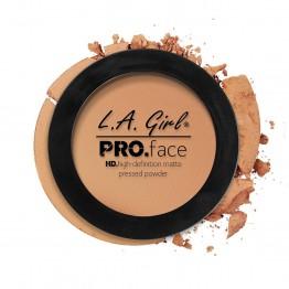 L.A. Girl Pro Face Matte Pressed Powder - GPP607 Warm Honey
