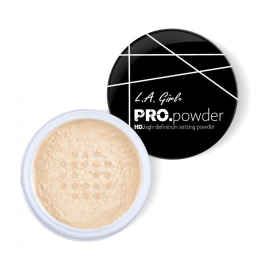 L.A. Girl HD PRO Setting Powder - GPP920 Banana Yellow