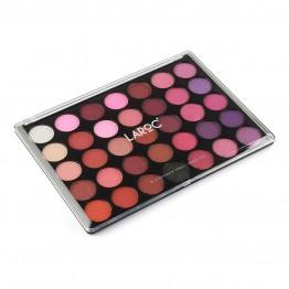 LaRoc 35 Colour Eyeshadow Palette - Peach Fizz