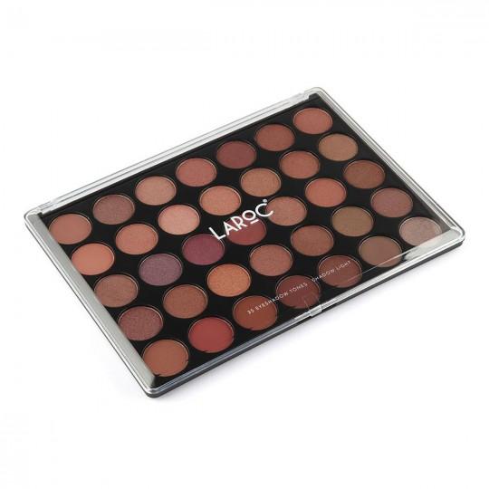 LaRoc 35 Colour Eyeshadow Palette - Shadow Light