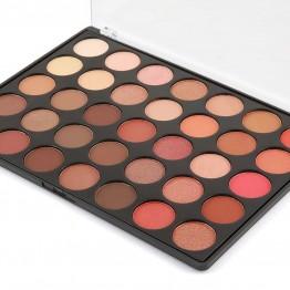 LaRoc 35 Colour Eyeshadow Palette - Fire Burst