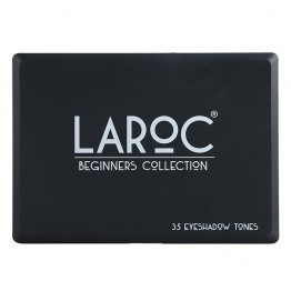 LaRoc 35 Colour Eyeshadow Palette - 01
