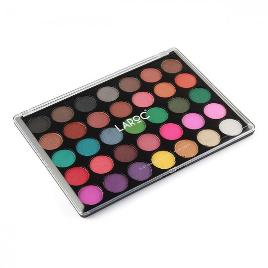 LaRoc 35 Colour Eyeshadow Palette - Plum Party