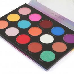 LaRoc 15 Colour Cocktail Eyeshadow Palette - Fruit Punch