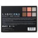 LaRoc PRO Sculpt & Glow Face Palette